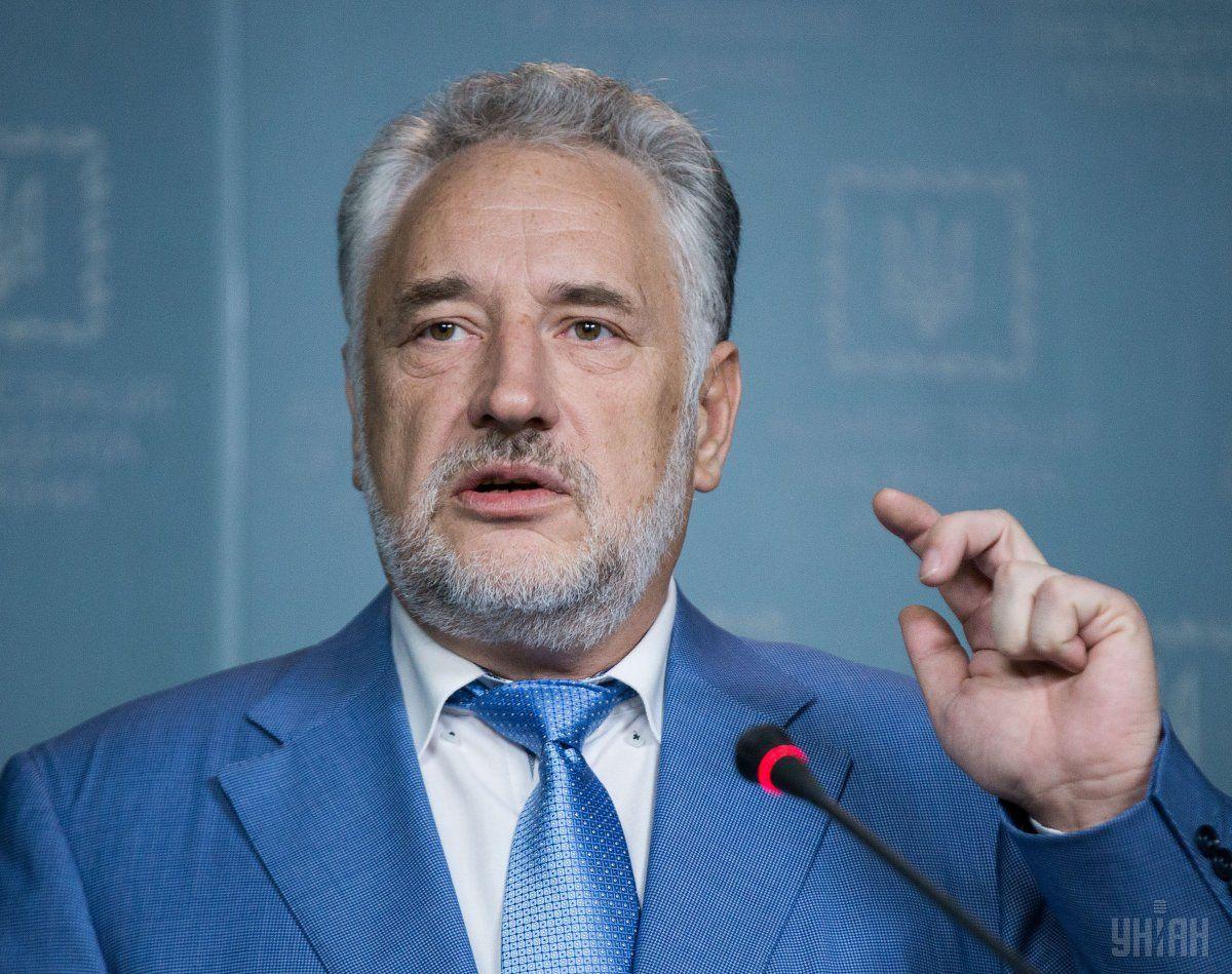 Жебривский подал в отставку / Фото УНИАН