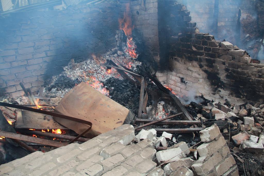 раненых и погибших среди мирных жителей нет / Фото facebook/ato