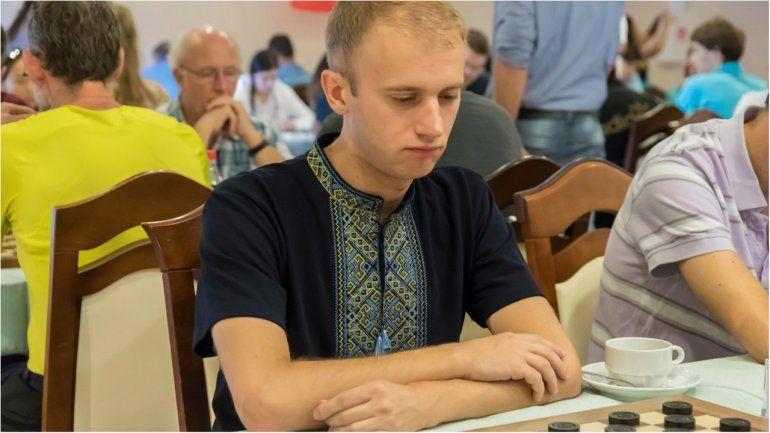 Аникеев: Международной федерации шашек не понравилось, что я везде мелькаю в вышиванке / Фото facebook/yuriy.anikeev