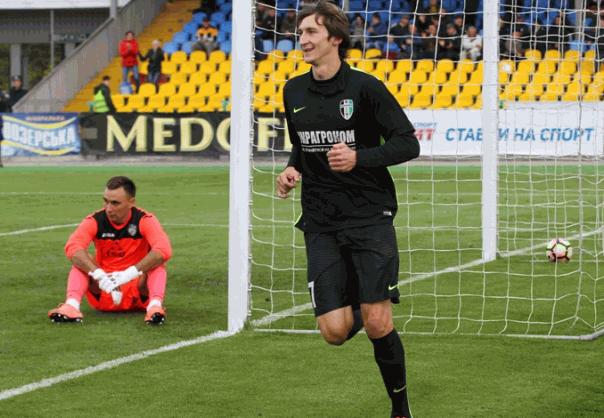 Кулиш забил четыре гола в ворота