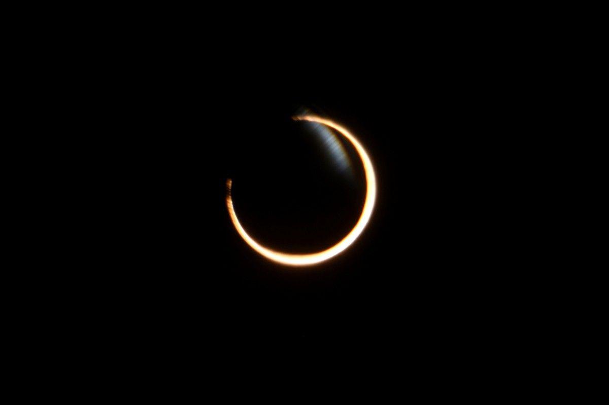 У астрологов солнечное затмение считается особым периодом в жизни человека / REUTERS