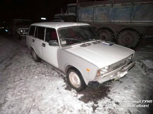 ГУ НП у Тернопільській області