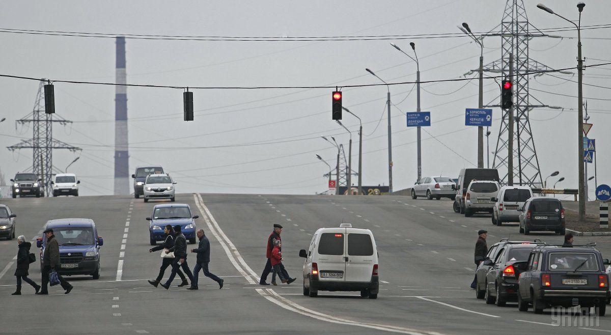 На автошляхах України практично без опадів / УНІАН
