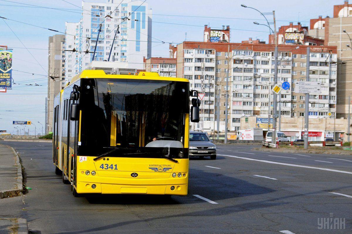 В КГГА отметили, что сейчас есть реальная необходимость пересмотра тарифов на перевозку пассажиров / фото УНИАН