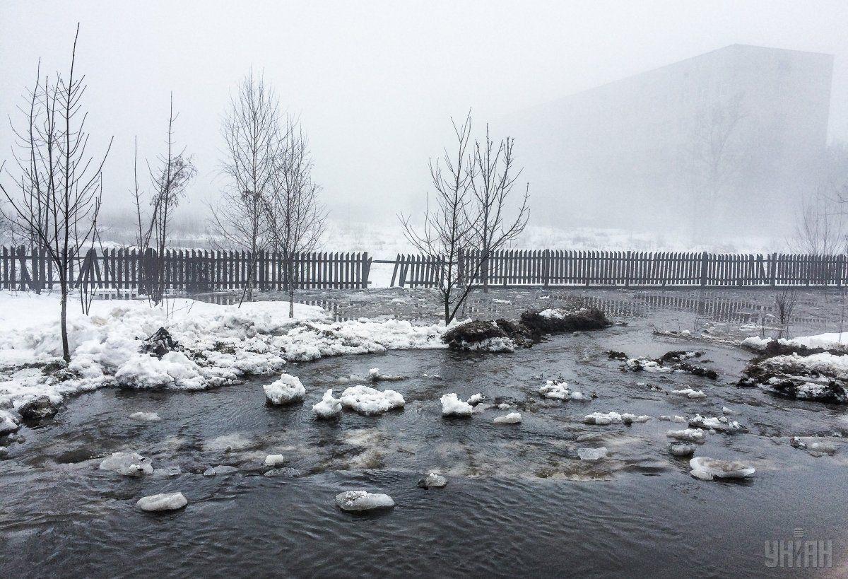 Рівень води у двох річках Закарпаття досяг історичного максимуму / УНІАН