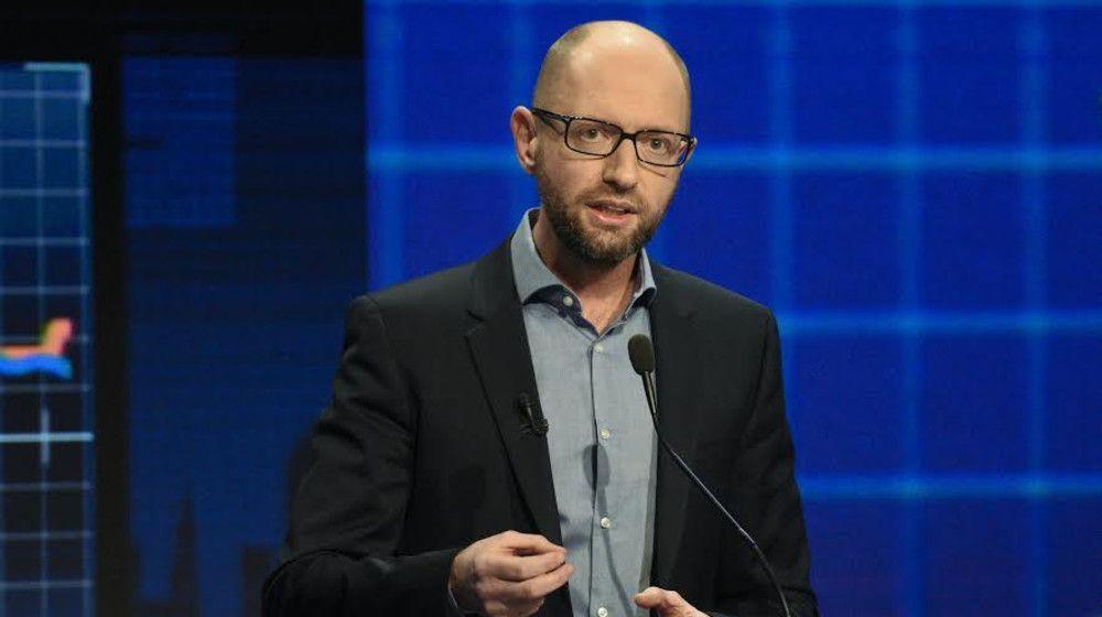 Яценюк хотел бы видеть более надежную военную поддержку со стороны США  / nfront.org.ua