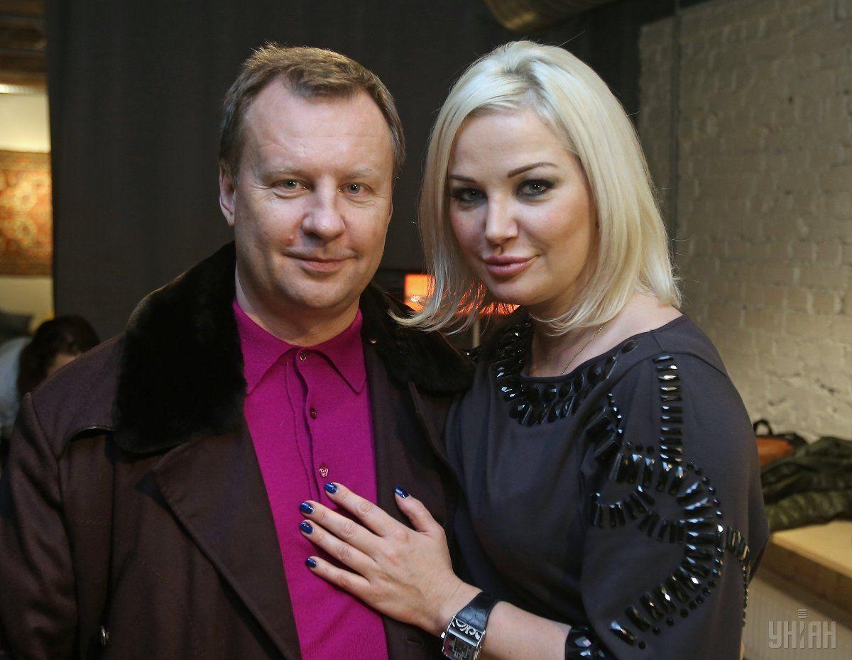 Денис Вороненков и Мария Максакова / Фото УНИАН