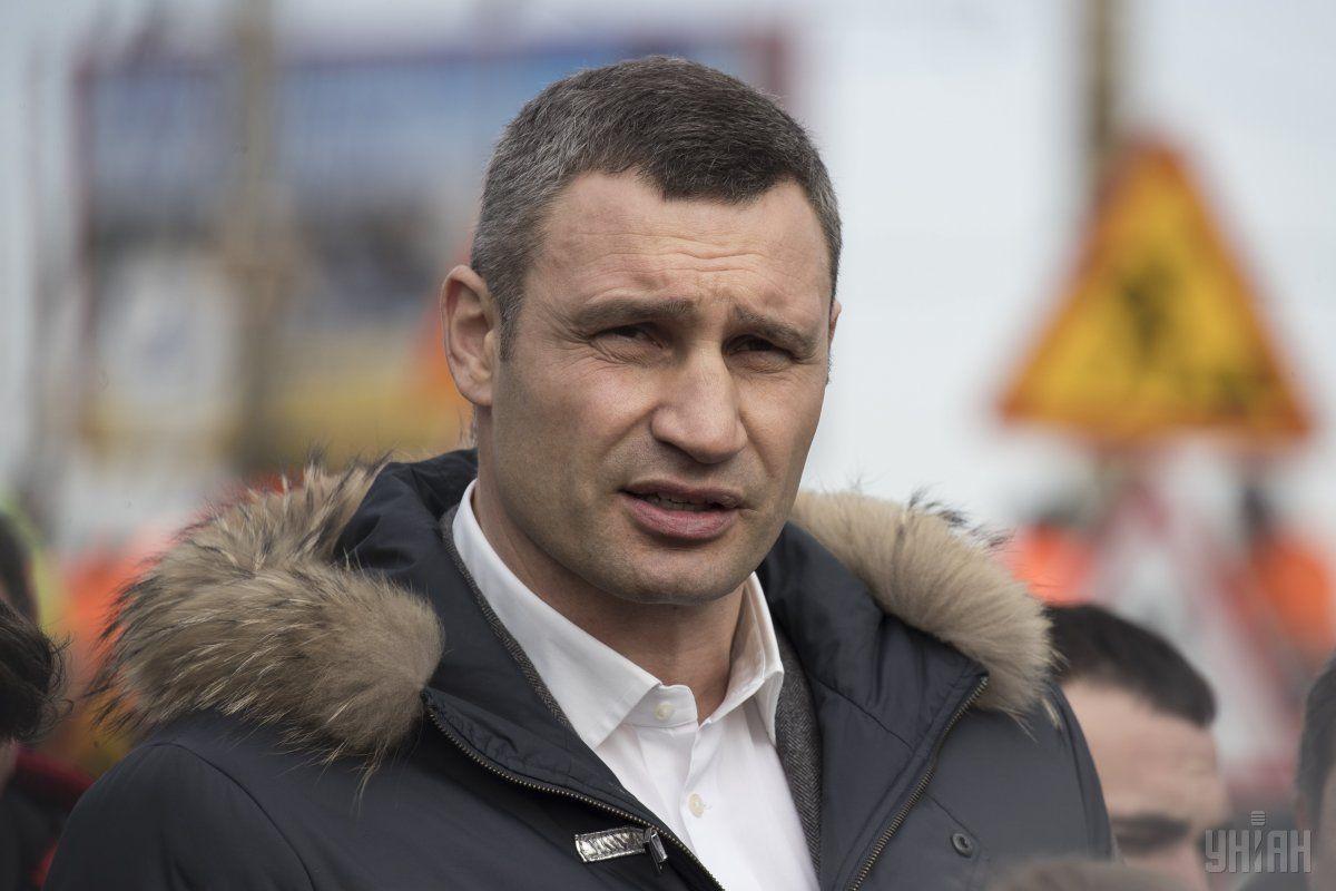 Кличко в Харькове открыл