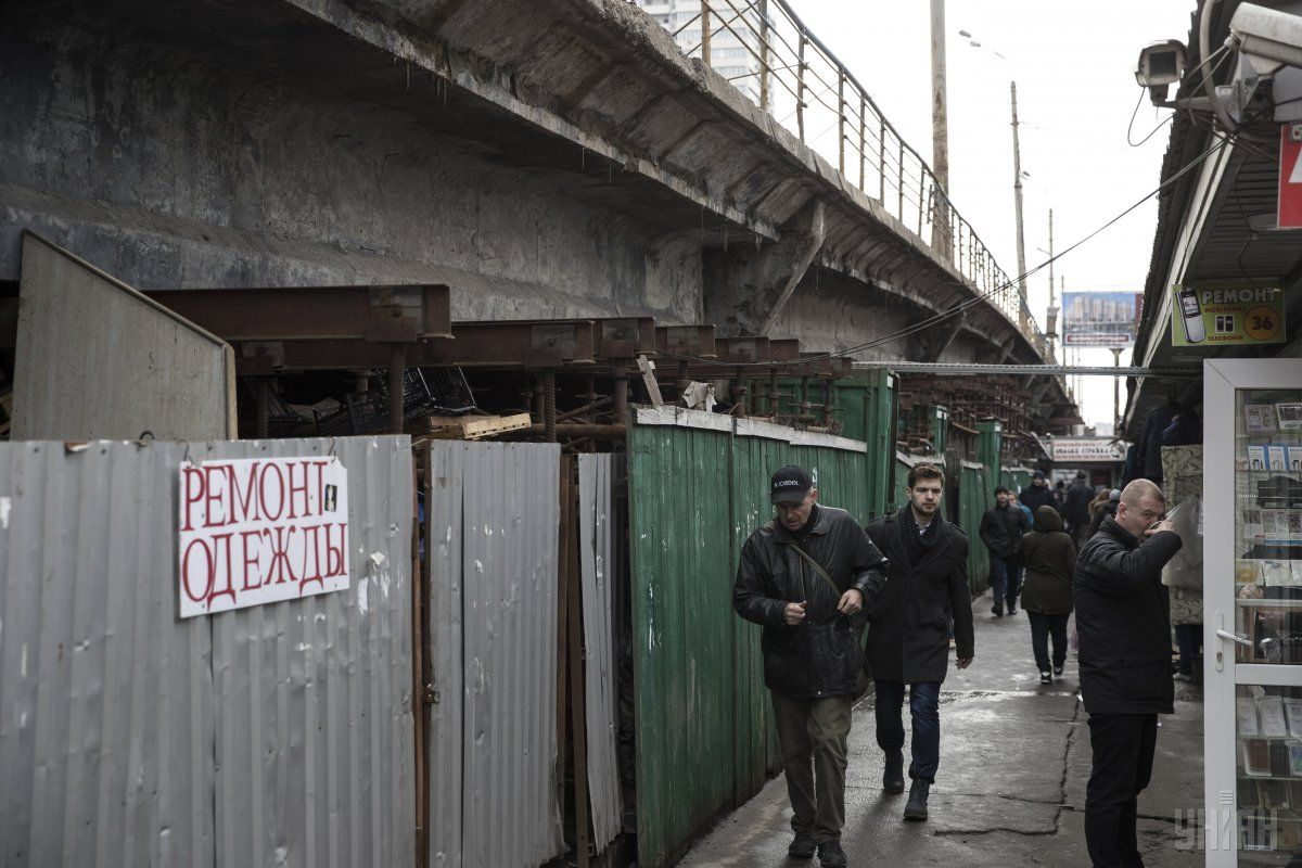 Став відомий переможець тендеру на ремонт розв'язки на Шулявці / УНІАН