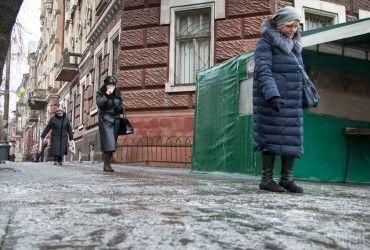 Наступного тижня в Україні пануватиме морозна погода