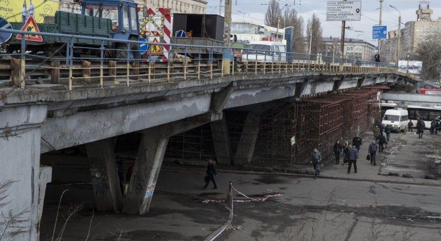 Омелян назвав кількість аварійних мостів в Україні