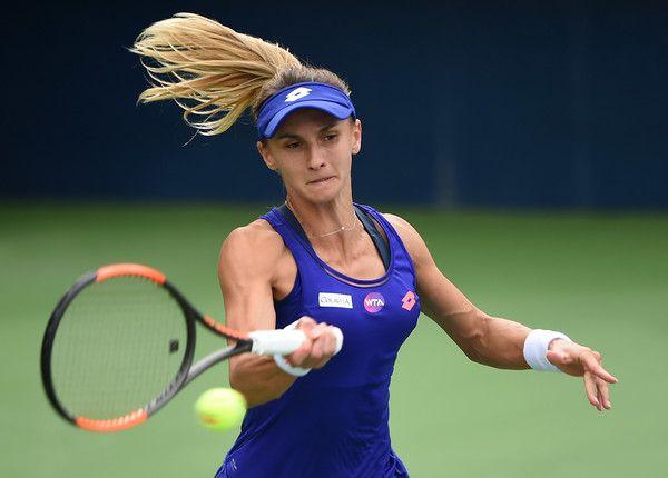 Цуренко уже во второй раз в нынешнем году вышла в четвертьфинал / btu.org.ua