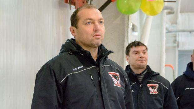 Шахрайчук может возглавить команду КХЛ / hcdonbass.com