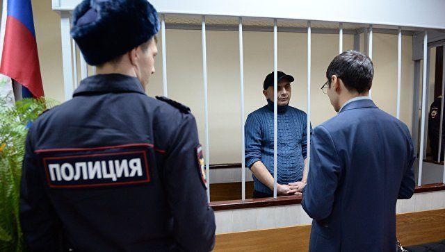 Захтей был задержан летом 2016 года / фото krymsos.com