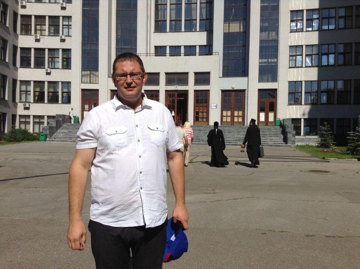 Шлапак умер во время командировки в зону АТО / novosti.kh.ua