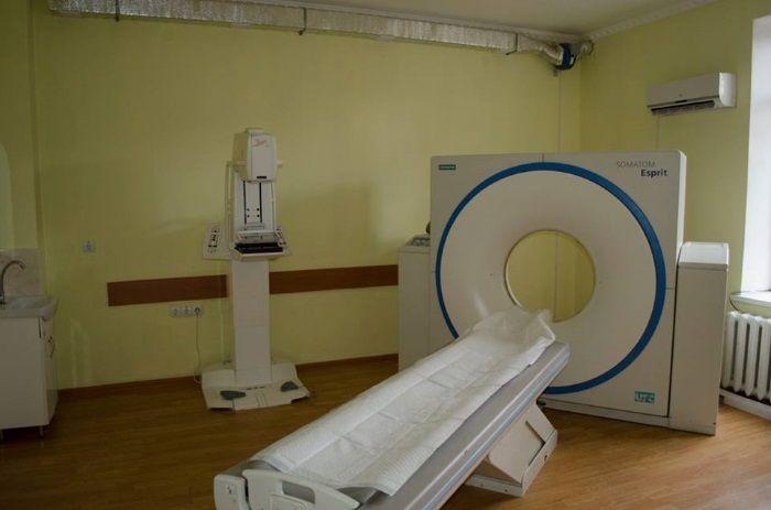 Місцеві медики мали потребу в придбанні мамографа, адже онкологія щорічно прогресує / Фото: прес-служба ТОДА
