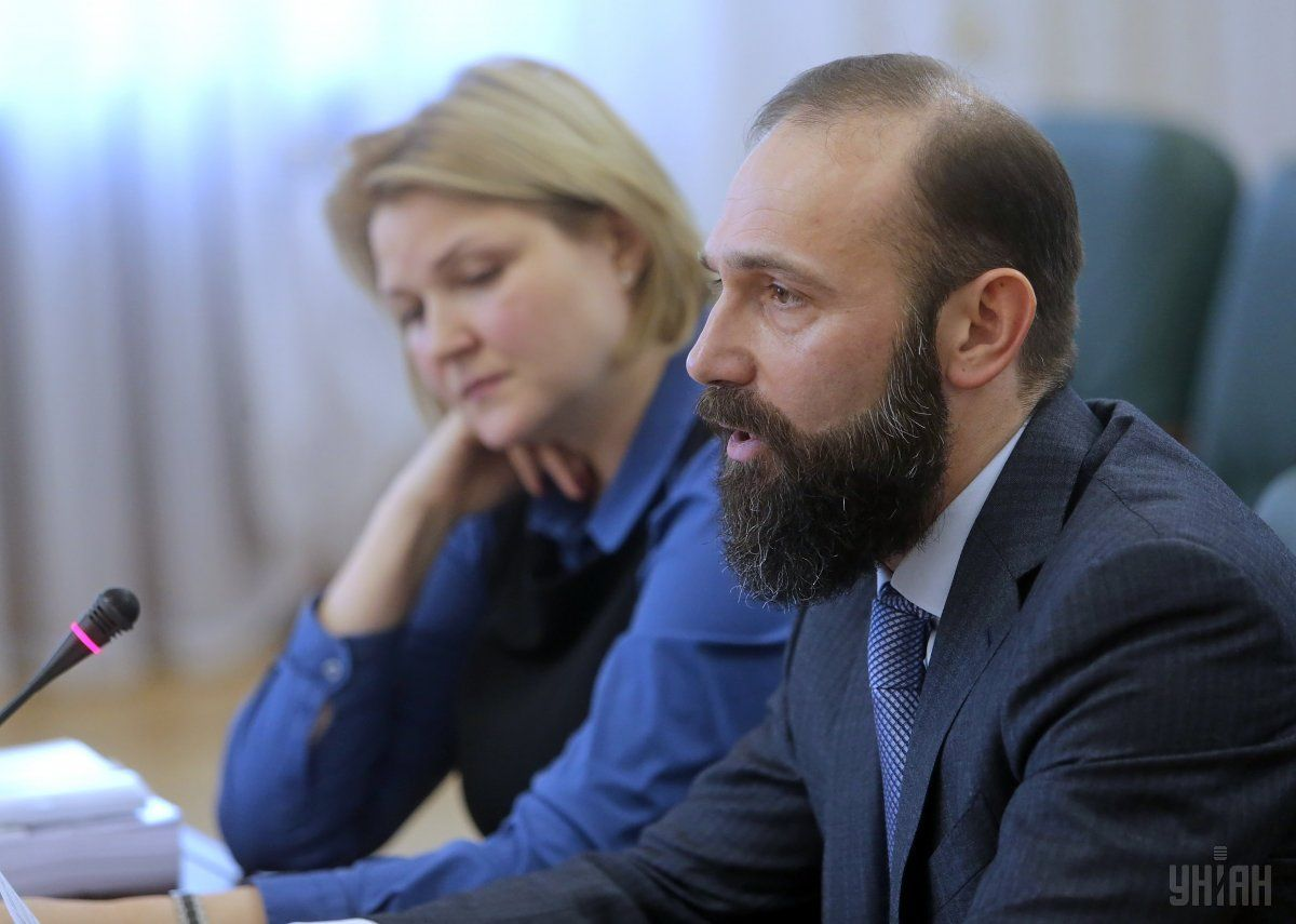 Судья Артур Емельянов / фото УНИАН