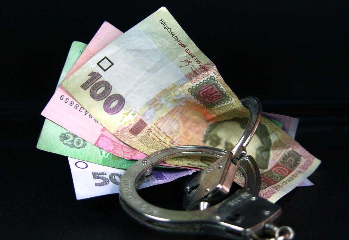 Зловмисники вимагали у житомирського бізнесмена 100 тис. грн за накладення на його підприємство мінімального штрафу / фото postfactum.ks.ua