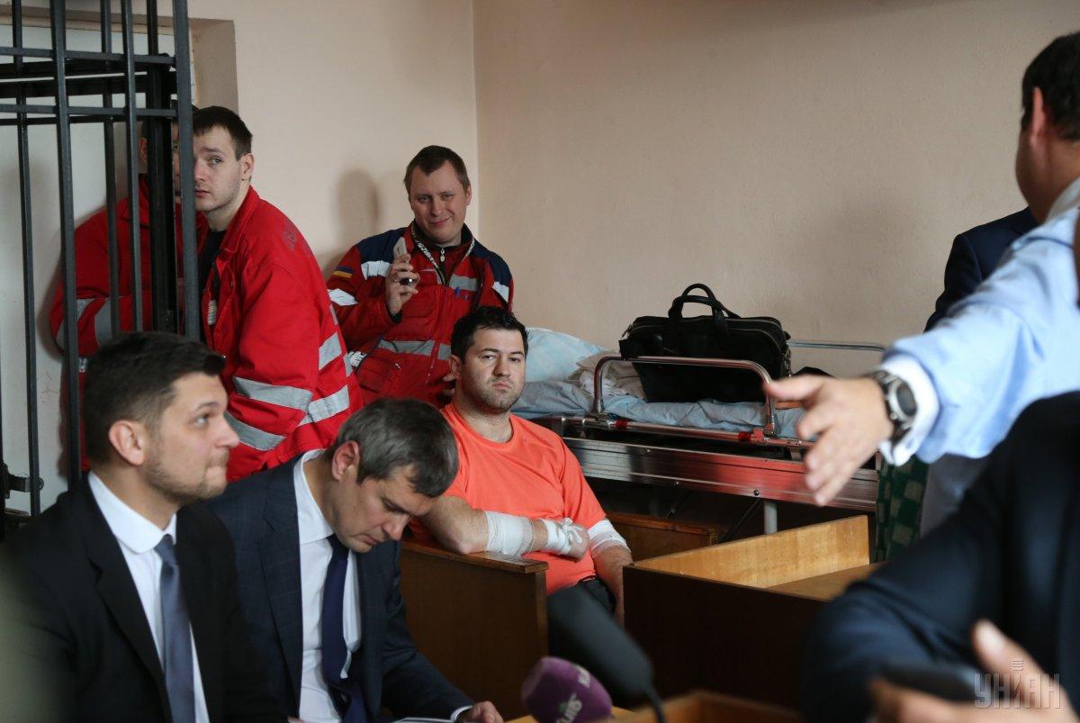Насіров заперечив слова прокурора про те, що він має два громадянства / УНІАН