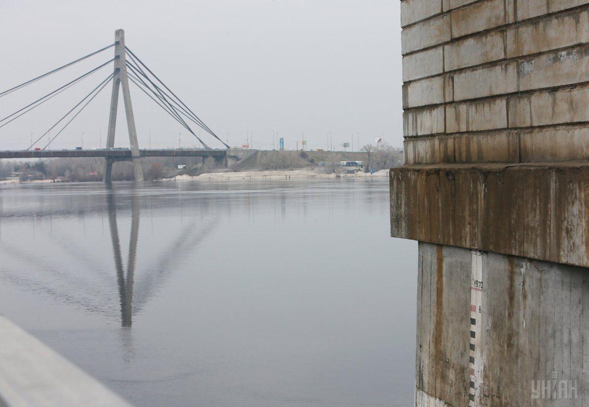 На реках Украины ожидаются подъемы уровней воды / Фото УНИАН