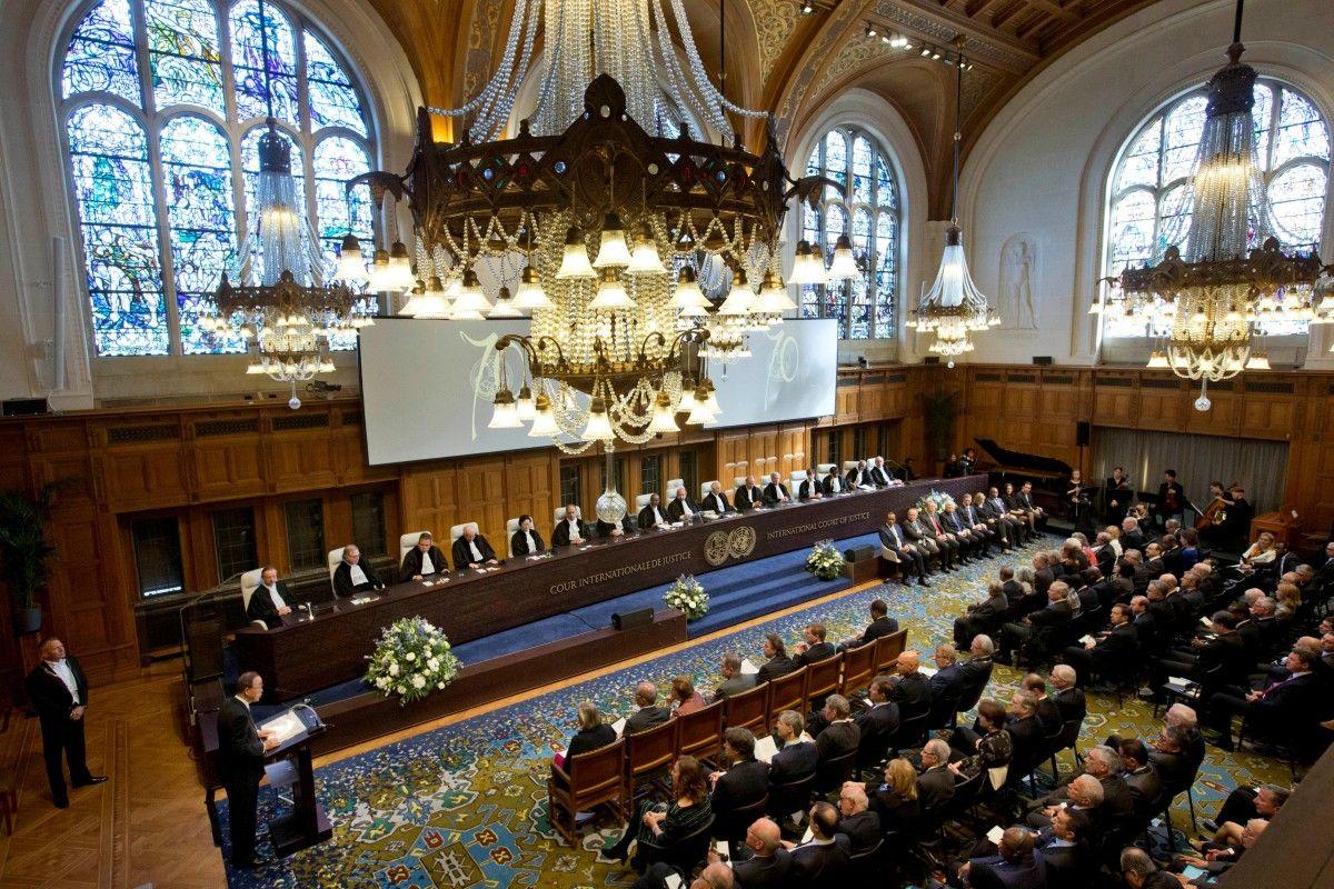 Суд в Гааге / REUTERS