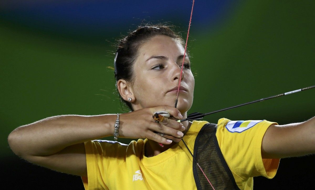 Марченко уже дошла до финала чемпионата Европы / Reuters