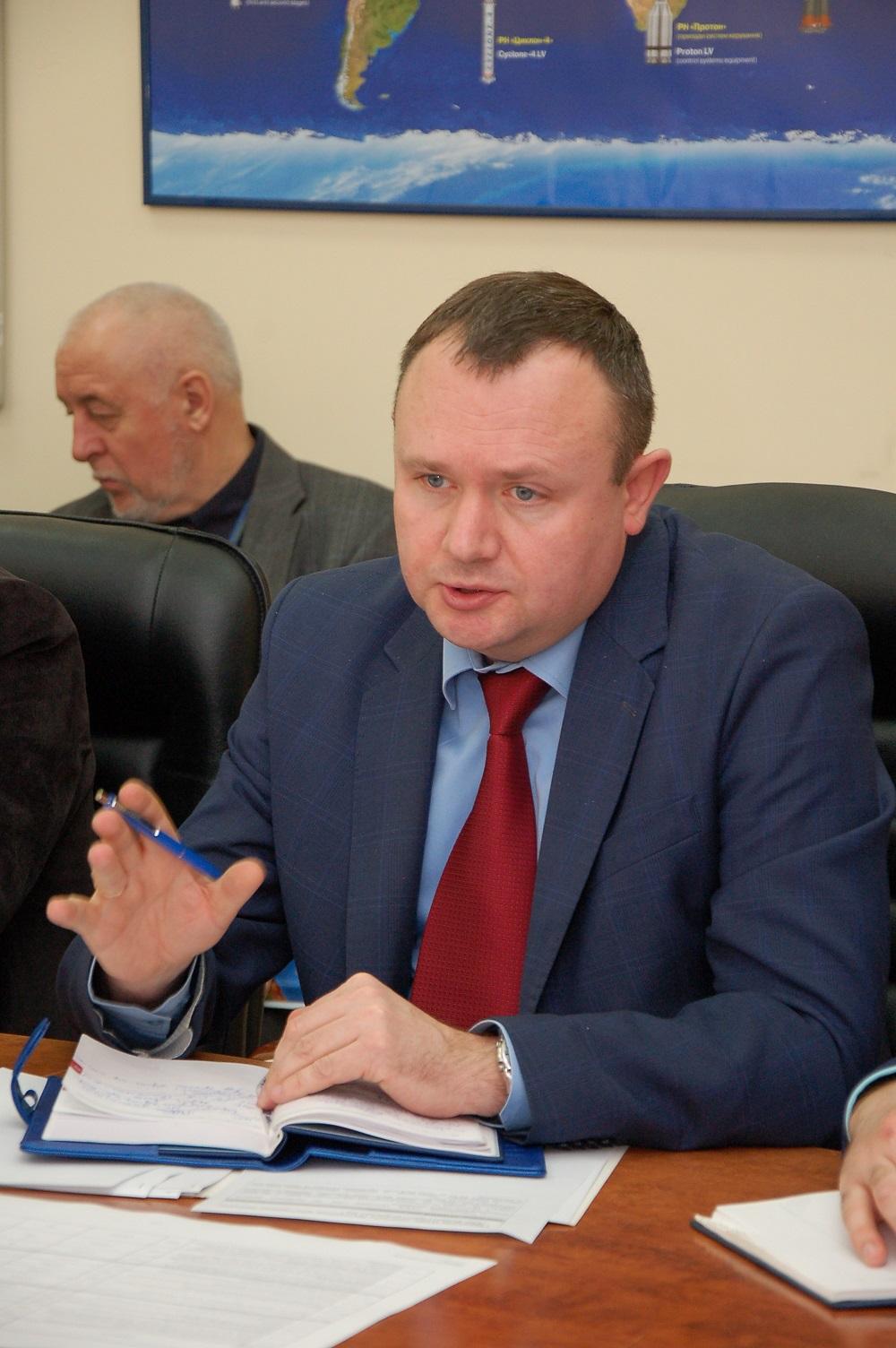 Михеев: в Киеве создан новый Центр управления полетом / УНИАН