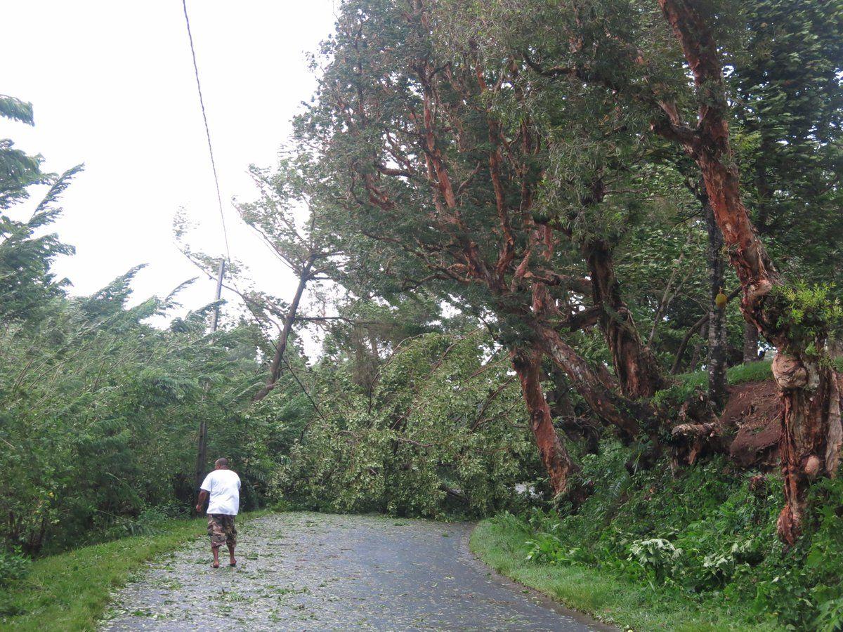 Наслідки циклону