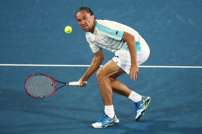 Долгополов вышел во второй круг теннисного турнира в Индиан-Уэллсе / sportonline.ua