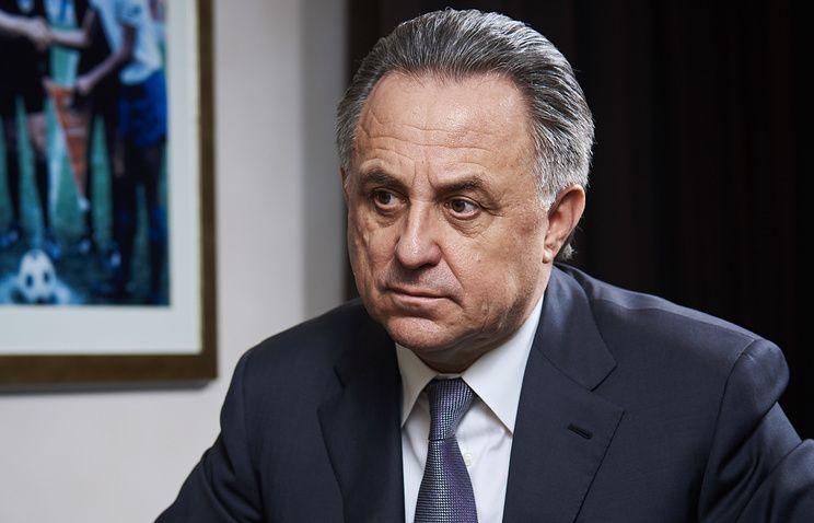 Мутко отстранен от выборов в Совет ФИФА / tass.ru