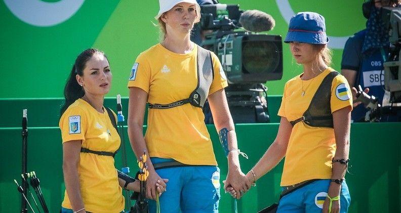 Украинки сенсационно проиграли француженкам в полуфинале / worldarchery.org