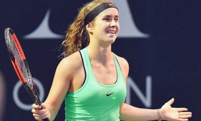 Ukraine's tennis player Svitolina sails to third title of 2017 in Istanbul