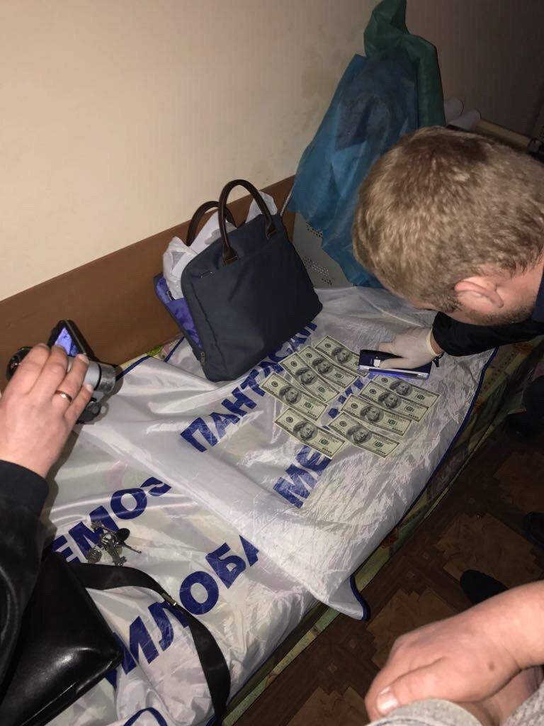 Харьков военный комиссариат попались на взятках