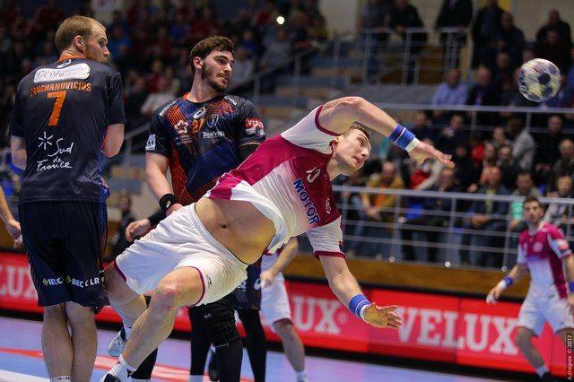 """""""Мотор"""" не сумел выйти в 1/8 финала Лиги чемпионов / handball.motorsich.com"""