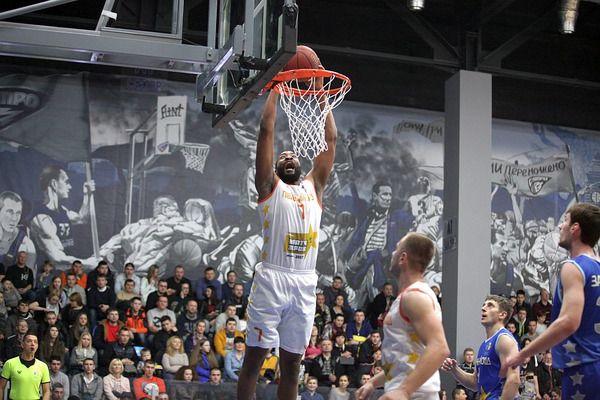 Матч усіх зірок українського баскетболу видався надрезультативним / fbu.ua