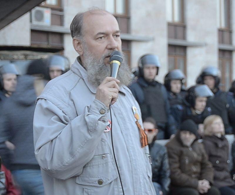 """В """"ДНР"""" заявили, что Макович умер после длительной болезни / wikipedia.org"""