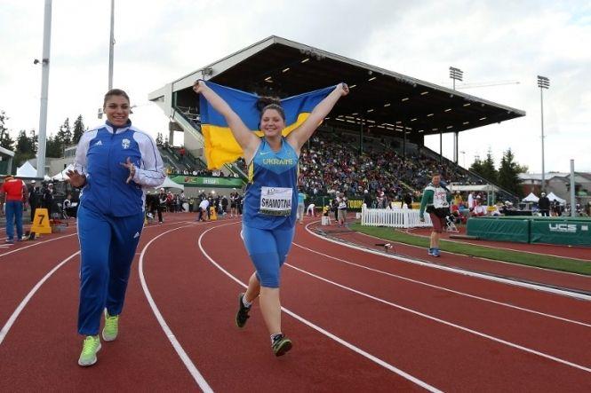 Шамотина завоевала бронзу в категории до 23-х лет / uaf.org.ua