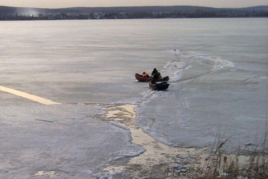 Все спасенные - жители города Харькова и приехали на данный водоем порыбачить / 057.ua