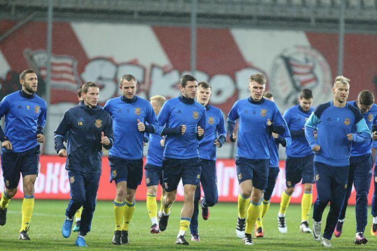 Сборная Украины может провести сбор перед матчем с Финляндией / ffu.org.ua