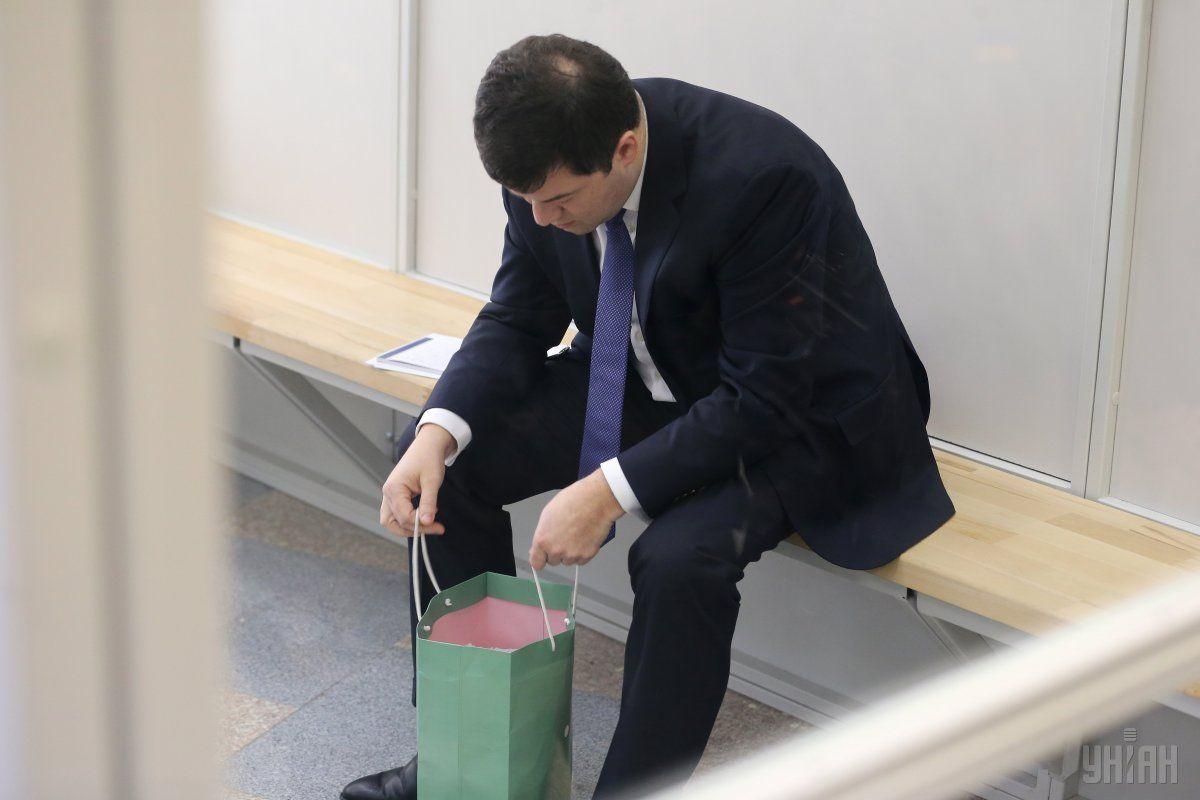 Насиров видит себя президентом / Фото УНИАН