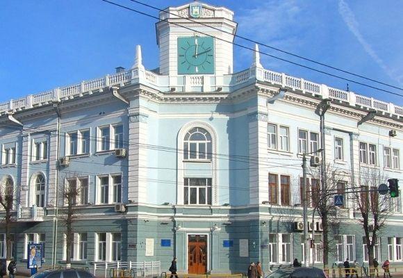 Житомирский горсовет / Фото zt.20minut.ua
