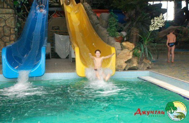 В харьковском аквапарке проведут санитарные дни / jungle.ua