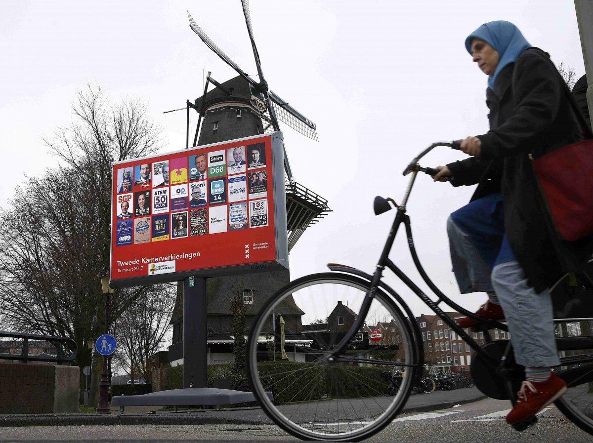 Выборы в Нидерландах / REUTERS