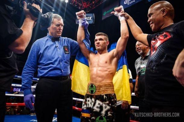 Деревянченко получил возможность провести бой за титул чемпиона мира / klitschko-brothers.com