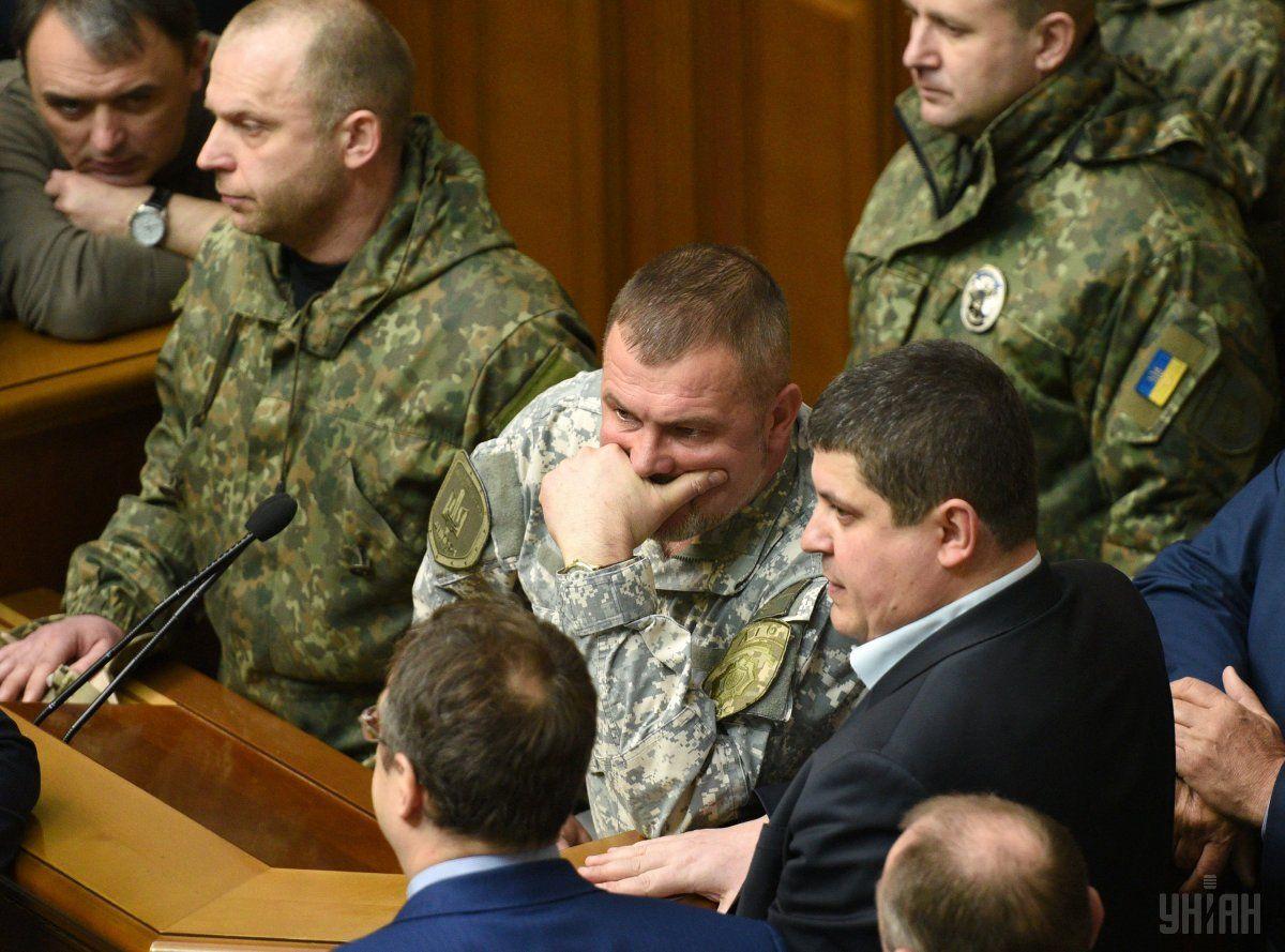 Правоохоронці розповіли про конфлікт з Парасюком / Фото УНІАН