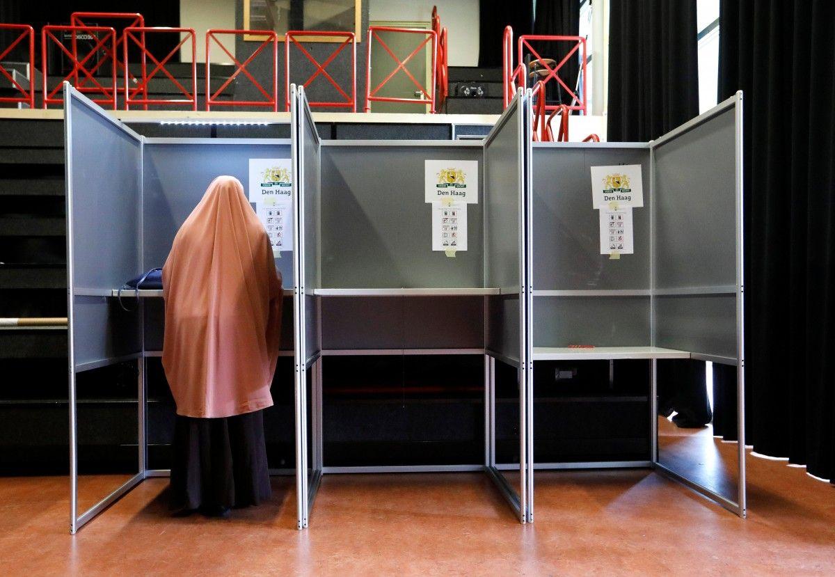 Выборы в Нидердандах / REUTERS