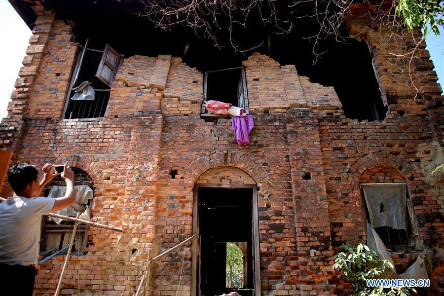 Землетрус в М'янмі / Xinhua