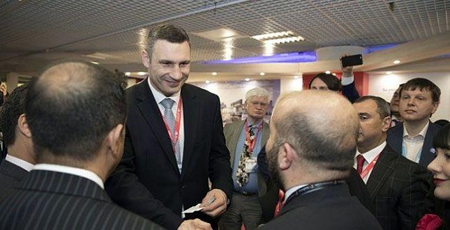Віталій Кличко в Каннах / Фото kievcity.gov.ua