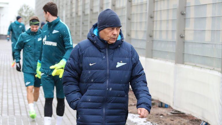 Луческу подписал контракт на 2 года и в случае провала может рассчитывать на солидную неустойку  / Спорт-Экспресс