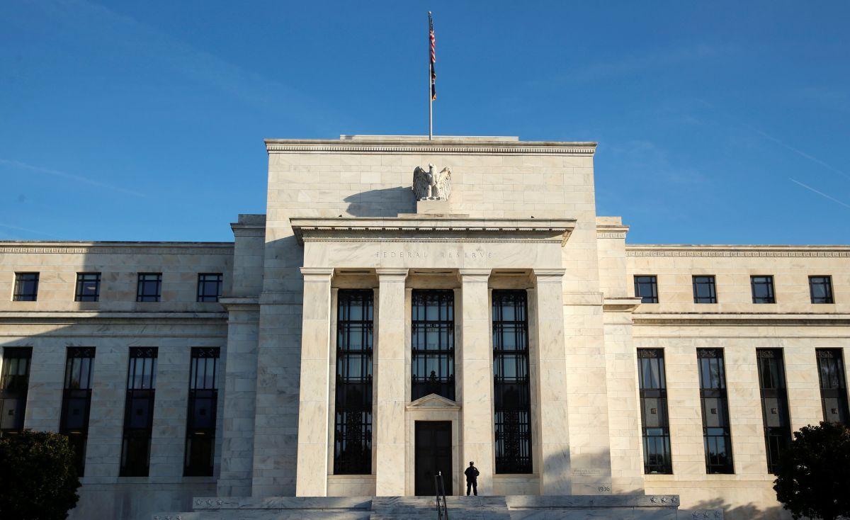Здание Федеральной резервной системы США / REUTERS